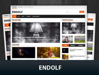 endolf-wp-theme-free