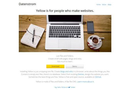 yellow-cms