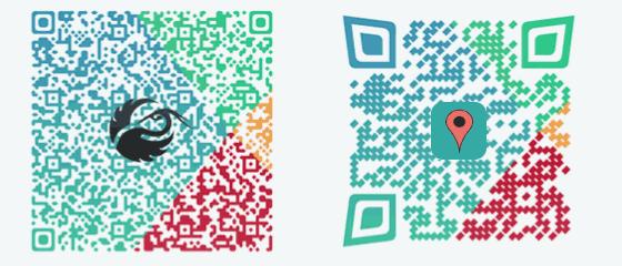 کاربردهای کد QR