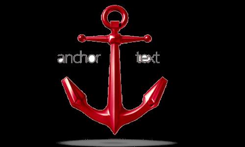توضیحاتی در مورد anchor text
