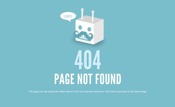 ارور 404 سئو سایت به چه علت است؟