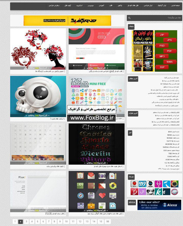 360rang-wordpress-theme-www.foxblog.ir